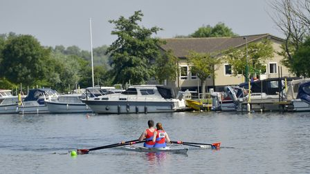 The annual St Neots regatta is staged on the River Great Ouse this weekend.