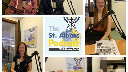 The next episode of the St Albans Podcast will be available from July 24. Picture: Danny Smith