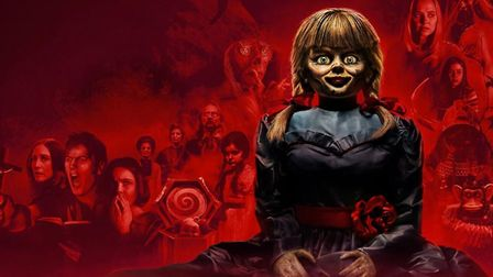 Annabelle Comes Home is in cinemas now