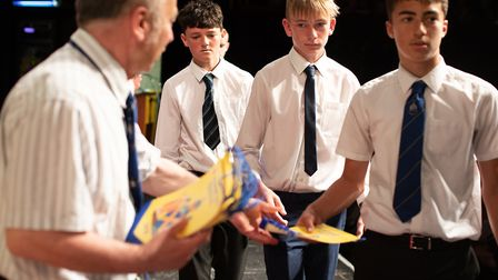 St Albans City Youth held their presentation day after yet another successful season. Picture: OOMPH