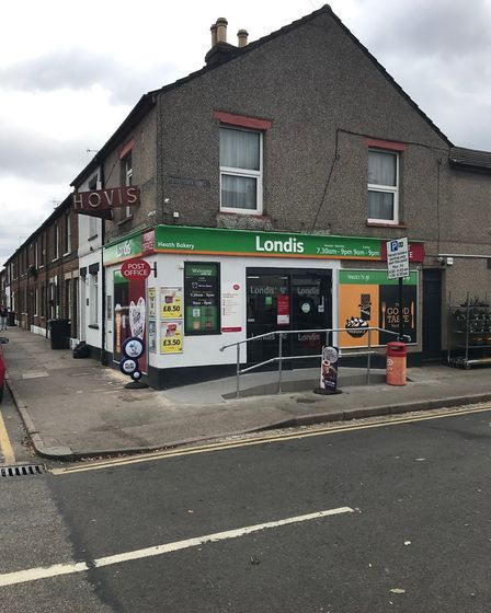 The Londis shop on the corner of Sandridge Road and Boundary Road, St Albans. Picture: Archant