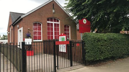 Bernards Heath Infant and Nursery School, Sandridge Road, St Albans. Picture: Archant