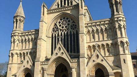 St Albans Cathedral is taking steps to increase cyber security. Picture: Alan Davies