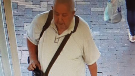 Peter Atkins is missing from Kneesworth House Hospital. Picture: Cambs police