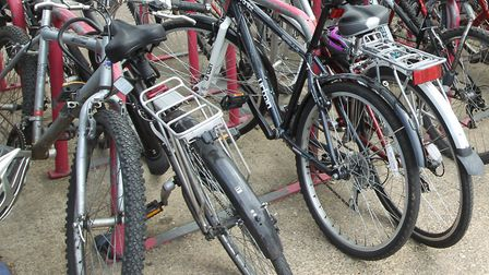 Royston station, which placed 312th out of 1,026 stations featured in the data, recorded 15 bike the