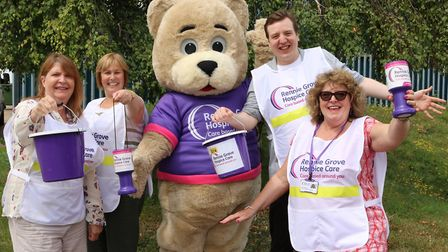 Rennie Grove Hospice Care is looking for people to volunteer to be community champions.Picture: Renn