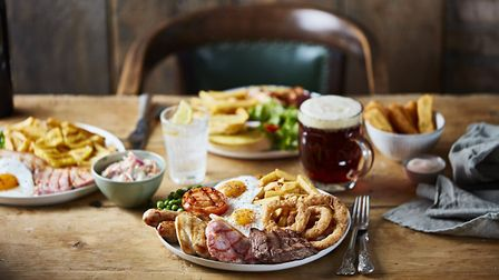 Food is served every day from breakfast and brunch through to dinner. Photo: The Highwayman.
