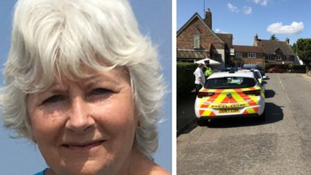 Brian Coote, 64, from Flamstead, has been remanded in custody after being charged with the murder of