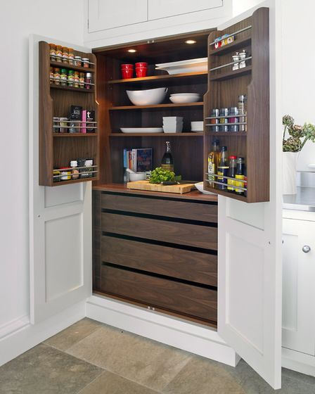 Short on space? If your kitchen doesn''t support a walk-in option, there are plenty of others such a