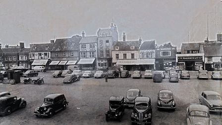 Readers correctly identified that this photo was taken in St Neots.