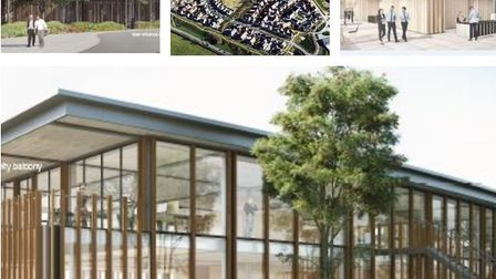 Cambridgeshire County Council will be on public display its design concept for their new £18m headqu