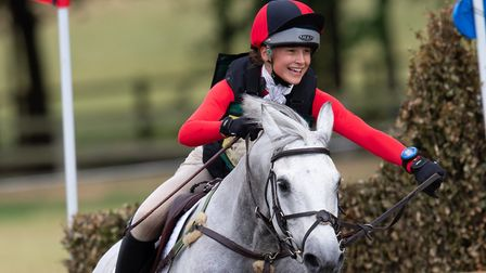 Iona Sclater died in a horse riding accident in Abington Pigotts on Sunday. Picture: Adam Fanthorpe