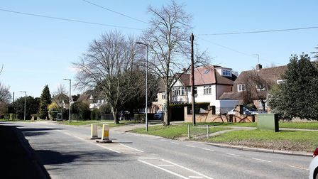 Watford Road connects St Stephen's with Chiswell Green. Picture: DANNY LOO