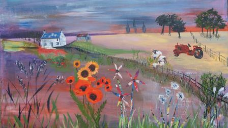 'Art by St Neots Art Group' will be available between August 17 and 31 in the Gallery at Art & Soul