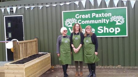 The Great Paxton Community Shop