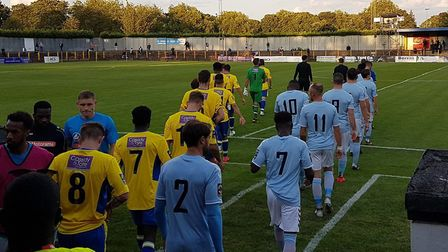 St Albans City suffered a debilitating 3-0 loss at home to Braintree Town in the National League Sou