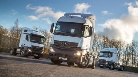 Highways England initiative has reduced collisions on the M1 and raised road safety awareness. Pictu
