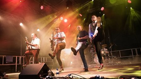 Complete Madness will play The Radlett Centre. Picture: Supplied by SJB Marketing