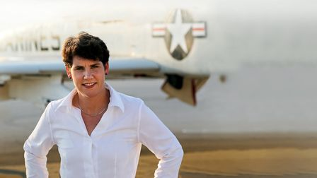 Democratic challenger Amy McGrath. Picture: Getty Images