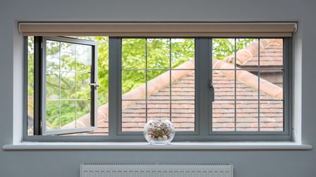 Admiral Homespace offers a range of aluminium windows and doors. Photo: Admiral Homespace.