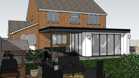 With in-house 3D drawing experts, Admiral Homespace can help you to visualise what your new conserva