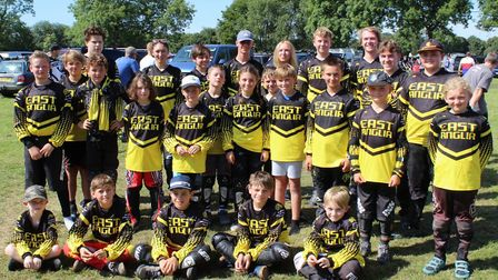Royston Rockets took 27 riders to the national championships in Derby.