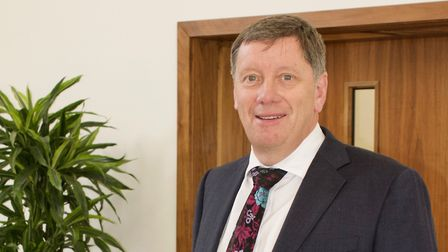 Ion Science managing director Duncan Johns . Picture: Ion Science