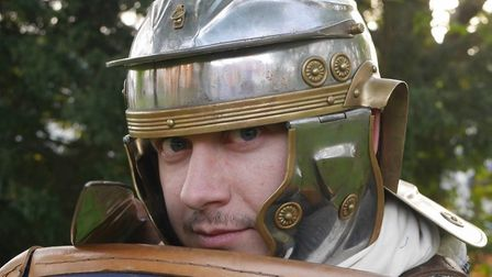 Meet the Romans event at St Neots Museum on September 14