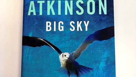 Big Sky is the new book by Kate Atkinson