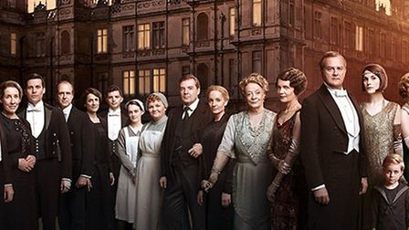 The Downton Abbey film is released in September