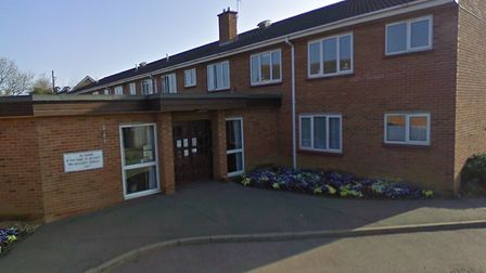 Crown Gardens sheltered housing complex, in Alconbury. Picture: GOOGLE