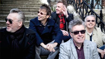 The Undertones will play Cambridge Junction on Saturday, August 31, 2019. Picture: Supplied by M P P