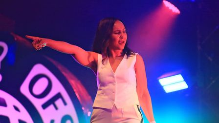 Rozalla is due to perform at Herts Pride 2019 in Watford. Picture: KEVIN RICHARDS