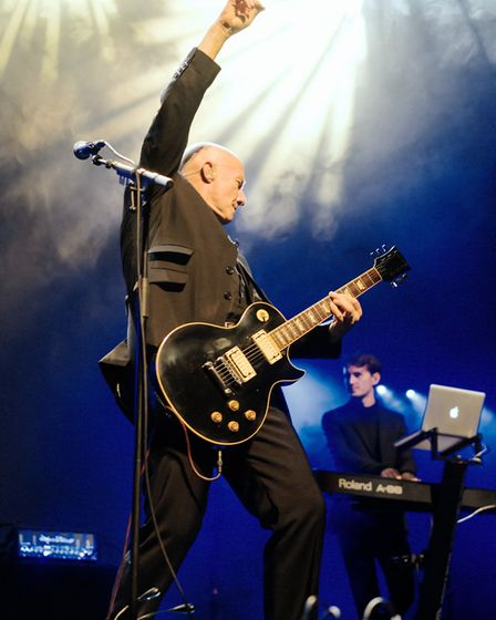 Midge Ure will play Ultravox's Vienna album in full at Cambridge Corn Exchange. Picture: supplied by