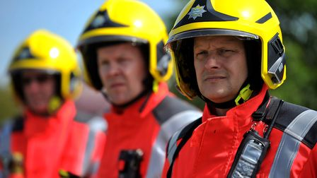 Cambridgeshire Fire and Rescue Service is recruiting.