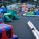 InflataBOUNCE is open from Wednesday to Sunday, 9.30-12.30pm and 1.30-4.30pm. Photo credit: InflataB