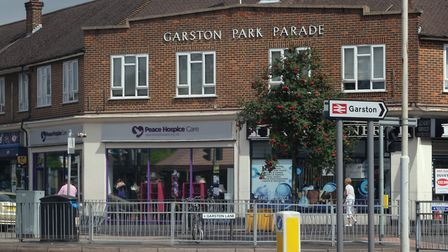 Garston has a good range of local shops. Picture: Danny Loo