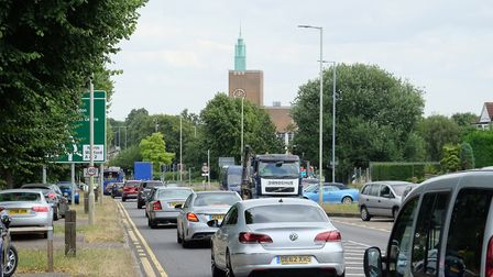 Garston has great road links. Picture: Danny Loo