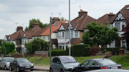 Garston properties had an overall average sale price of £378,460 last year. Picture: Danny Loo