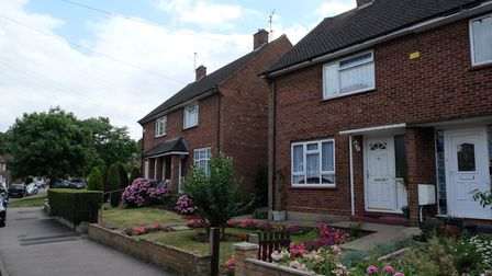 Some of Garston's properties. Picture: Danny Loo