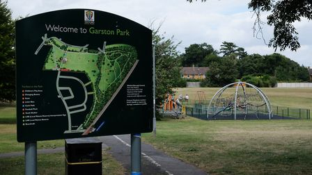 Garston Park. Picture: Danny Loo