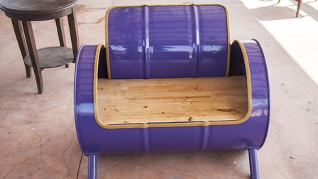 Oil drum sofa, anyone? Picture: Getty Images/iStockphoto