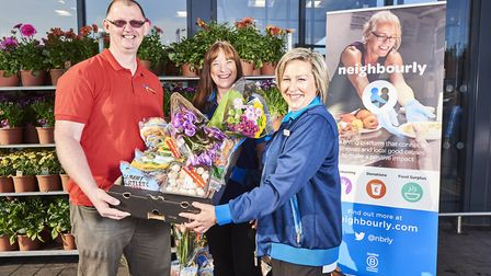 Aldi''s Huntingdon and St Neots stores are now donating surplus food directly to local groups that r