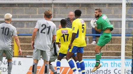 Dean Snedker was delighted with St Albans City's first victory of the season against Concord Rangers