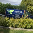 Markyate horticulturist Paul Cramp is in the running to be named Britain's Top Tradesperson. Picture