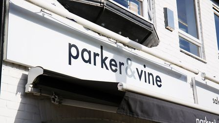 Parker and Vine, Harpenden. Picture: DANNY LOO