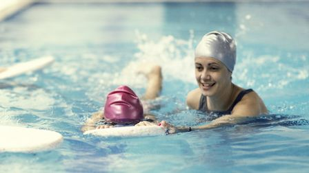 One Leisure's swimming teachers are fully qualified and will help your child develop at their own pa