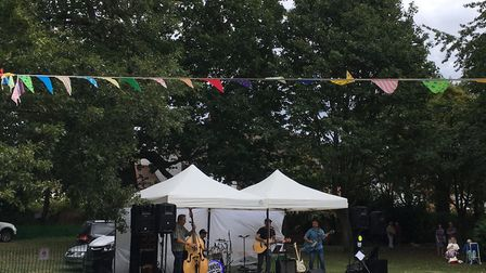 The Tennessee Boogie Boys at the Music in Lydekker 2019. Picture: Submitted by Harpenden Town Counci