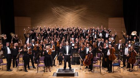 The Huntingdonshire Philharmonic will begin rehearsals in September