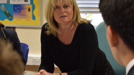 Anne Main has been St Albans MP since 2005.